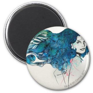 Naturess Design 5 2 Inch Round Magnet