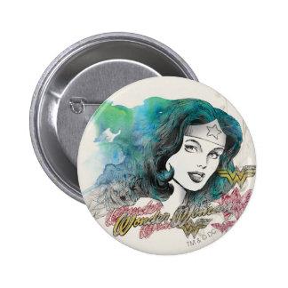 Naturess Design 7 Pinback Button