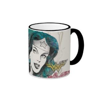 Naturess Design 7 Ringer Mug