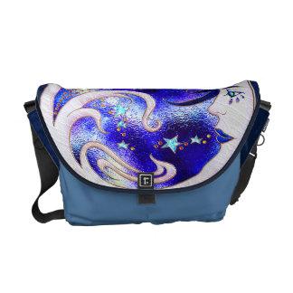 Naturewear's Midnight Moon, Messenger Bag