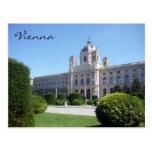 naturhistorisches vienna postcard