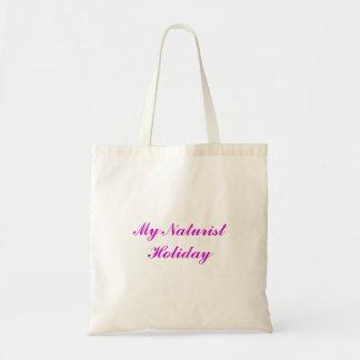 Naturist Holiday Bag