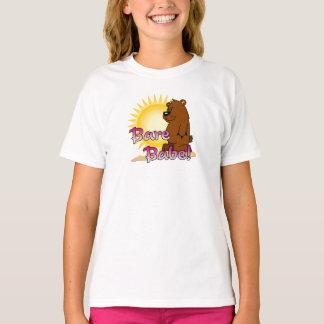 Naturist/Nudist, Bare Babe T-Shirt