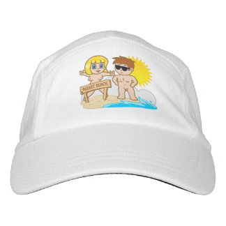 Naturist Nudist Hat