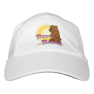 Naturist Nudist Headsweats Hat