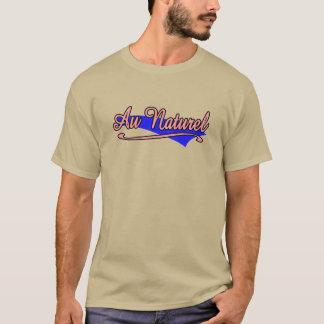 Naturist Nudist T-Shirt