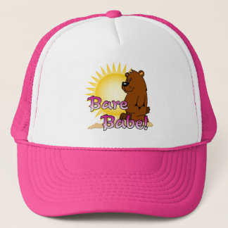 Naturist / Nudist Trucker Hat