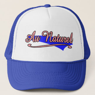 Naturist Nudist Trucker Hat