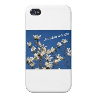 Natürliche Schönheit iPhone 4 Protector