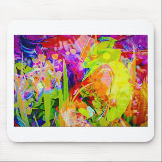 Natut abstract 2 mouse pad