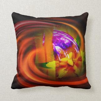Natut abstract 5 pillow