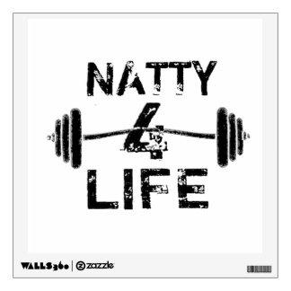 Naty 4 Life Logo Wear Wall Decor