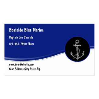 Naucial Business Cards