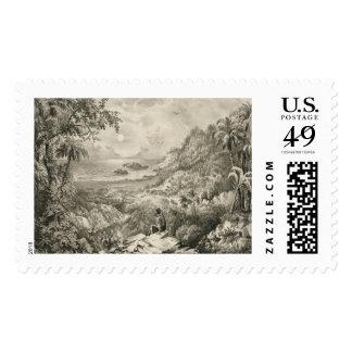 Naufragado 1869 sello