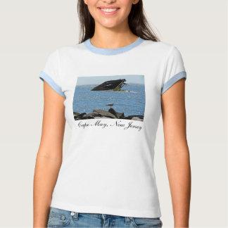 Naufragio de Cape May Remera