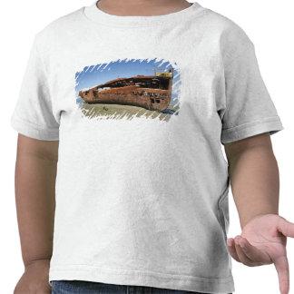 Naufragio de Janie Seddon Motueka Nelson Camiseta