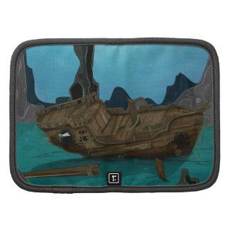Naufragio subacuático planificador