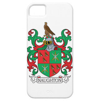 Naughton Family Crest iPhone 5/5S Cover