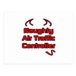 Naughty Air Traffic Controller Post Cards
