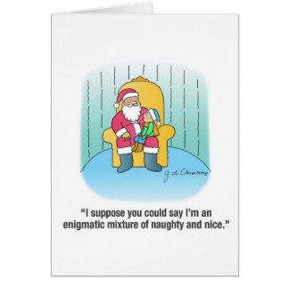Naughty and Nice Cards