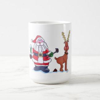 Naughty and Nice Mugs