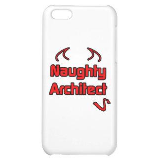 Naughty Architect iPhone 5C Case