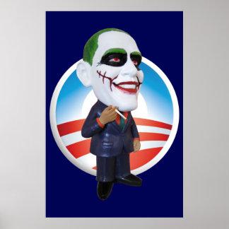 Naughty Barry Obama Print