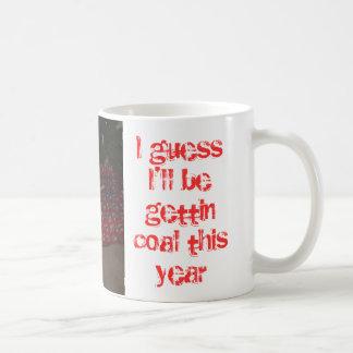 Naughty Boston Coffee Mug