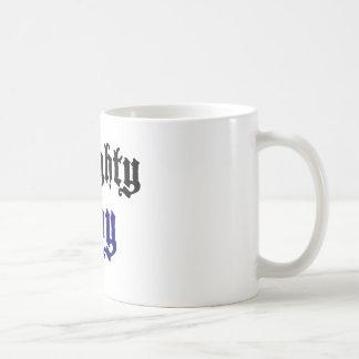 Naughty Boy Coffee Mug