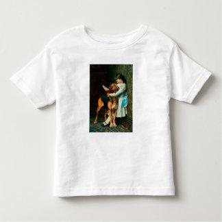 Naughty Boy or Compulsory Education T-shirt