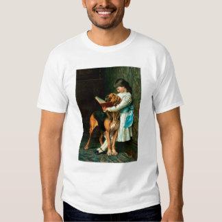 Naughty Boy or Compulsory Education Tee Shirt