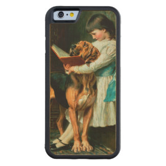 Naughty Boy or Compulsory Education Carved® Maple iPhone 6 Bumper