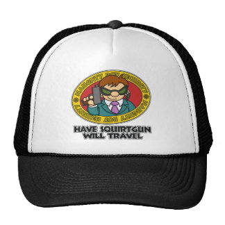 Naughty Boy Security Hat