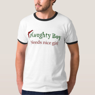 Naughty Boy Tee