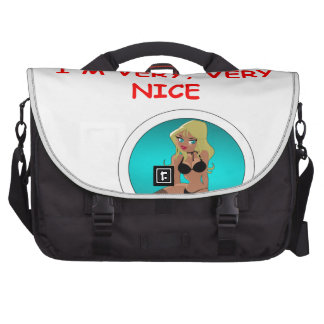 naughty but nice commuter bags
