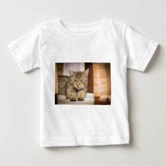 Naughty Cat Baby T-Shirt