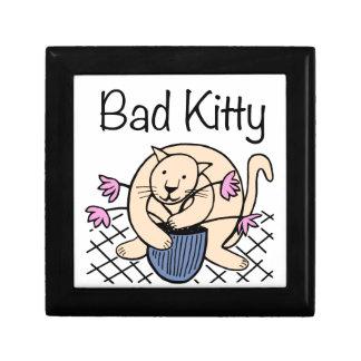 Naughty Cat Cartoon Jewelry Box