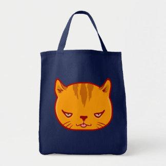 Naughty Cat Doodle Art Bag