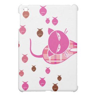 Naughty Cat iPad Mini Cases