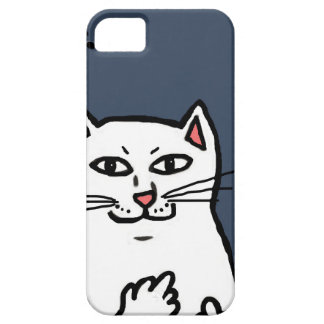 Naughty Cat iPhone SE/5/5s Case