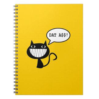 Naughty Cat Notebooks