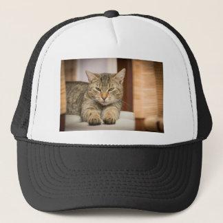 Naughty Cat Trucker Hat