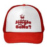 Naughty Christmas Parody Trucker Hat