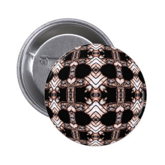 Naughty Crosses 2 Inch Round Button