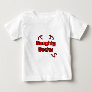 Naughty Doctor Baby T-Shirt