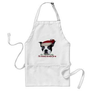 Naughty dog apron