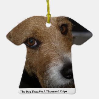 Naughty Dog comió los microprocesadores que el mún Adorno De Cerámica En Forma De Camiseta