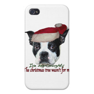 Naughty dog iPhone 4 covers