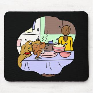 Naughty Dog Mouse Pad