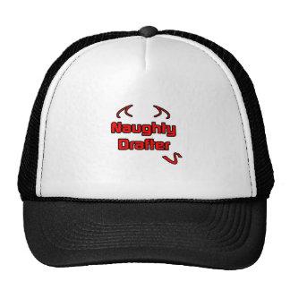 Naughty Drafter Trucker Hat